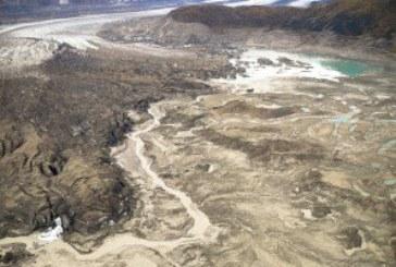 Река изчезна за четири дни /СНИМКИ/