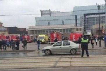 От последните минути! Затвориха станция на метрото в Санкт Петербург! Сапьори пристигат към мястото (СНИМКИ)