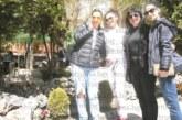 """""""Мисис България 2007""""  Галина Тодорова гостува в Гърмен на Цветница"""