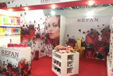 Огромен интерес към REFAN на световното изложение за козметика в Болоня!  Пловдивският бранд направи впечатление с качествени продукти от натурални съставки и атрактивен щанд