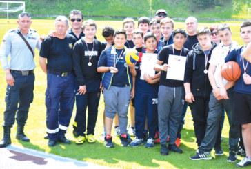 Ученици от Симитли – най-добрите млади огнеборци на състезание в Крупник