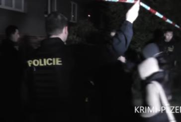 Екшън в Прага: Полицаи преследват и държат на мушка българин, заклал свой сънародник