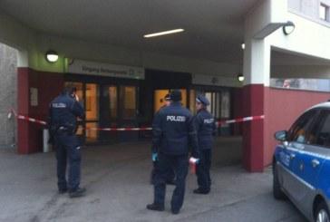 Извънредно! Стрелба в болница в Берлин!