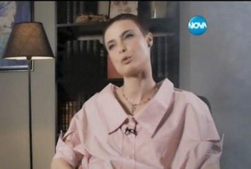"""Буковска с драматично признание: Майка ми умря от рак, играех нея в """"Откраднат живот""""!"""