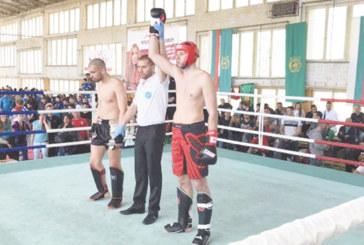 Неврокопски кикбоксьор носи злато за софийски клуб