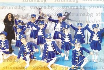 60 таланти от Благоевград, Банско и Разлог обраха медалите на танцов турнир, 4-г. Дария стана талисман на клуба