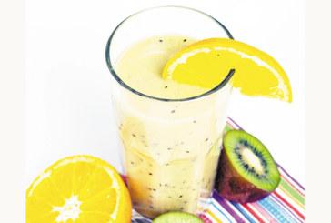 Плодовото смути убива полезността на фибрите