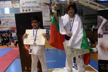 Каратеките от Сандански се завърнаха със 7 медала от Гърция