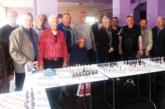 Гросмайстор К. Георгиев даде сеанс на 16 дъски преди градското първенство в Кресна