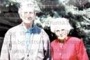 Известният учител по математика в Благоевград Хр. Турсунов и нежната му половинка Зорка празнуват диамантена сватба