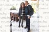 Холивудската звезда Арманд Асанте закусва с два фреша и две кафета в Мелник, вечеря пъстърва с бяло и червено вино