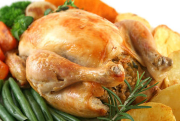 Задушена кокошка /пиле/