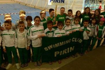 """Плувците на """"Пирин"""" с 20 медала в Кавала, 14 за """"GD Sport"""""""