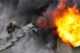 ОПАСНОСТТА ОТМИНА! 7 пожарни и 35 огнеборци овладяха ада в Марикостиново