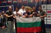 Благоевградчани с каре сребърни медали на канадска борба и 200 евро премия в Словакия