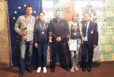 Кюстендилските полицаи показаха по-точен мерник от дупнишките, 7 мъжки и 2 женски отбора се състезаваха в Перник