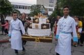 Еднометрова торта за абитуриентския бал! Вижте атракцията