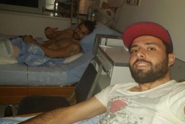 """Настоящ и бивш футболист на """"Беласица"""" легнаха на операционната маса в един ден"""