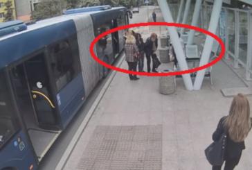Свидетелка на побоя в Бургас: Момчето изрита такъв шут, че жената се прегъна на две на пода