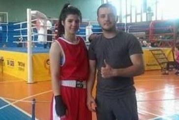 Петричанка с бронз от държавното по бокс в Кърджали