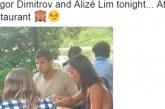 Фейсбук прегря! Сгащиха Гришо с красива французойка! Тя ли е новата му?