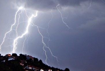 Синоптичка бие тревога: Ще вали и гърми навсякъде