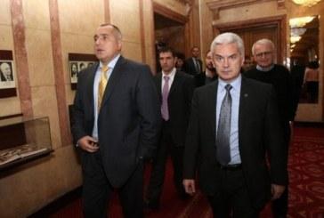 Горещата политическа среща при Борисов свърши! Сидеров и Каракачанов обявиха пикантерии от преговорите
