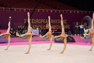 Гимнастичките ни с бронз от Европейското първенство