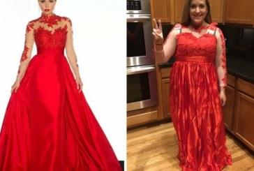 Когато си купиш балната рокля онлайн, ти идва да ЗАПЛАЧЕШ