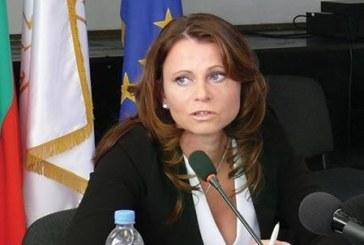 Благоевградчанката зам. министър Св. Йорданова пое донорските програми от днес