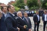 Министърът на вътрешните работи даде символичен старт на санирането на сградите на полиция и пожарна в Сандански