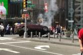 Кола се вряза в пешеходци в Ню Йорк