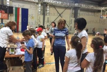 """""""СТРУМА КЪП"""" С РЕКОРД! 60 семейни двойки в оспорвания тенис турнир"""
