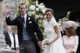 Виж какви ги свърши Пипа Мидълтън на сватбата си! (Шок подробности)