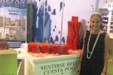 РЕФАН прикова интереса на посетителите на най-голямото изложение в Испания! Княгиня Карла Ройо-Вилянова посети щанда на пловдивската компания на ЕКСПОФРАНКИСИЯ 2017 в Мадрид