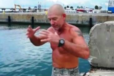 Мъж оцеля три дена в корема на гигантски кит!