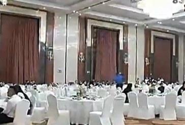 Младоженец нае 200 души да се правят негови роднини по време на сватбата