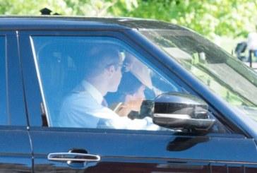 Принц Уилям закара Кейт Мидълтън на сватбата на сестра й Пипа (СНИМКИ)