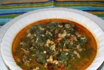 Супа от коприва и праз