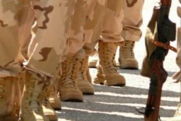 Въвеждат военно обучение в училищата през следващата година