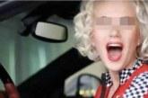 Пернишка блондинка избяга от колата си и задръсти центъра на София