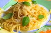 Чеснови спагети