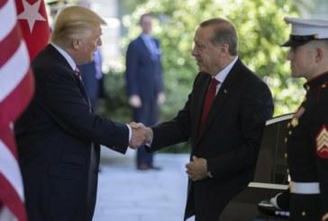 Тръмп прие Ердоган в Белия дом