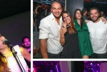 Щерката на Стоичков аплодира снахата на Кеба в столичен клуб! Цвети Стоянова с лична охрана на партито на Северина (СНИМКИ)