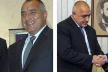 ИЗВЪНРЕДНО! Бойко Борисов връчи изпълнения мандат и имената на министрите на президента Радев