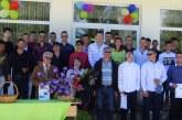 Селскостопанската гимназия в Разлог изпрати випуск 2017, единствената дама М. Марашева сред отличниците
