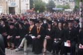 195 студенти в АУБ днес се дипломираха
