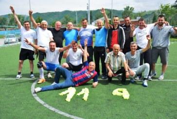 МАЧ ПУШАЧИ-НЕПУШАЧИ В СИМИТЛИ! Кметът-рожденик изведе славен отбор