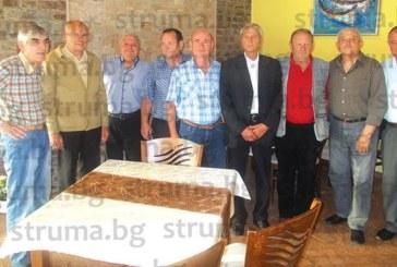 Бивши военни се събраха за 70-годишнина на полка в Кресна