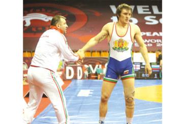 Дупнишкият борец Д. Александров се размина с бронза на европейското